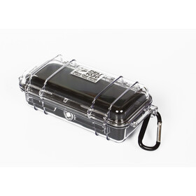 Peli MicroCase 1030, clear/black